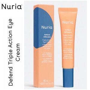 NURIA Defend Eye Cream  New in box